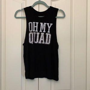 Oh My Quad Shirt Size S